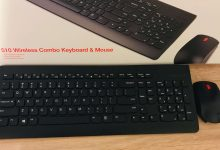 Kit tastatura si mouse wireless Lenovo 510 Kit tastatura si mouse wireless Lenovo 510