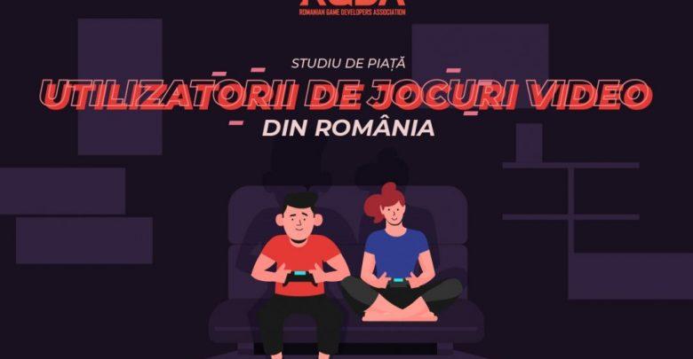 Aproape 8 milioane de români joacă jocuri video