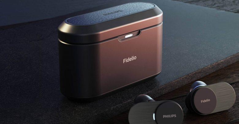 căștile premium TWS Philips Fidelio TI